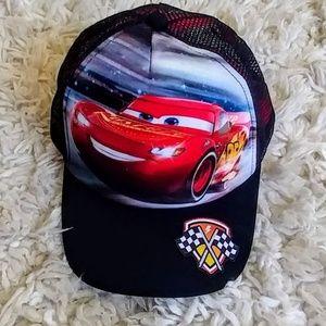 NEW Disney Pixar Cars Baseball Hat Youth NWOT